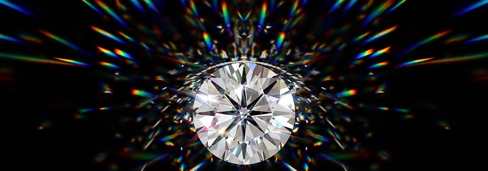 what makes a diamond sparkle