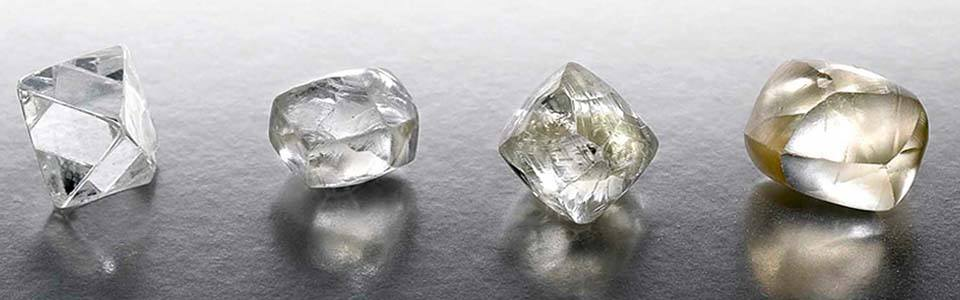 quality of the rough diamond
